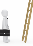 Working From Home? You Still Have to Climb the Ladder.